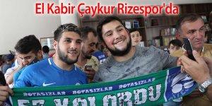 El Kabir Çaykur Rizespor'da