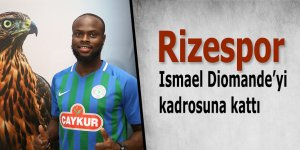 Rizespor, Ismael Diomande'yi kadrosuna kattı