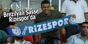 Brezilyalı Yan Sasse Çaykur Rizespor'da