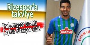 Rizespor, Ivanildo Fernandes'i kadrosuna kattı
