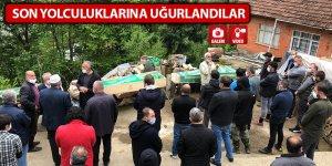 Pazar'da cenazeler son yolculuklarına uğurlandı