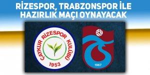Rizespor, Trabzonspor ile hazırlık maçının günü değişti