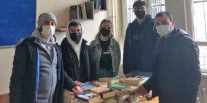 RİZE PAZAR'DAN BAYBURT'A KİTAP BAĞIŞI