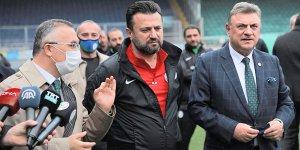 Vali Çeber'den Rizespor'a ziyaret