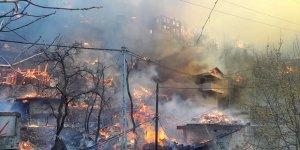 Vali'den yangın açıklaması