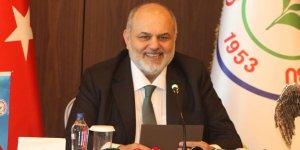 Kıran, Rizespor başkan adaylığını ilan etti