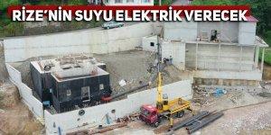 Yakında elektrik üretimine geçiyor