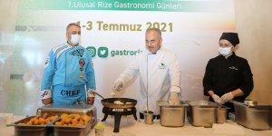 GastroRize 1 Temmuz'da başlıyor