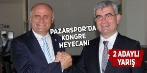 Pazarspor'da kongre heyecanı