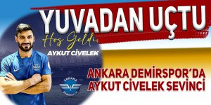 Pazarspor'un emektarı Aykut Civelek yuvadan uçtu