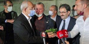 CHP Lideri Kılıçdaroğlu Rize'de