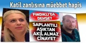Gamze Pala'nın katil zanlısına müebbet hapis cezası