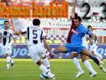 Trabzon evinde mağlup oldu