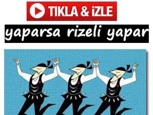 RİZELİ, SANAYİ İŞİ TULUM YAPTI!
